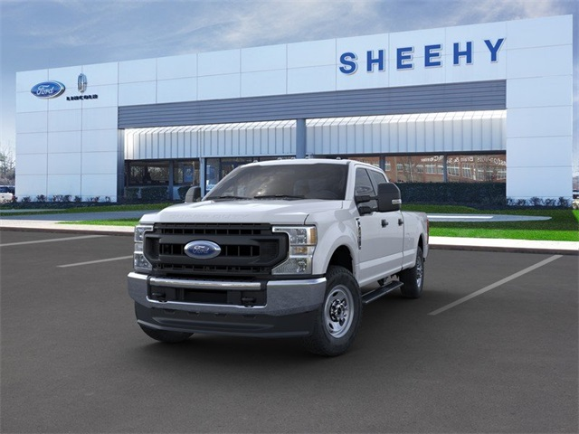 2020 Ford F-350 Crew Cab 4x4, Reading SL Service Body #NEC13881 - photo 3