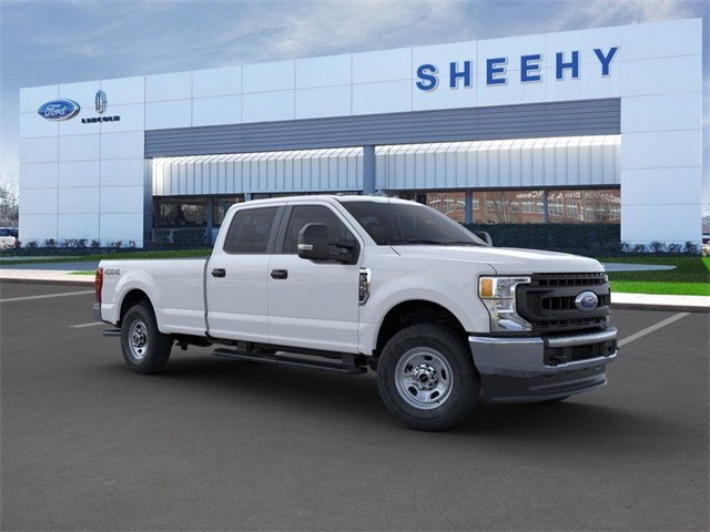 2020 Ford F-350 Crew Cab 4x4, Reading SL Service Body #NEC13881 - photo 7