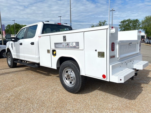 2020 Ford F-350 Crew Cab 4x4, Reading Service Body #NEC13883 - photo 1