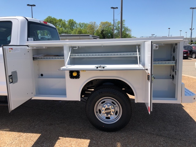 2018 F-250 Super Cab 4x4,  Reading Service Body #NEC27610 - photo 10