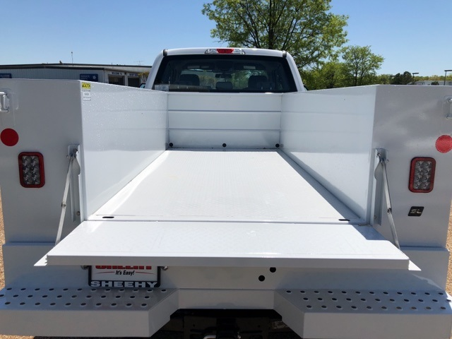 2018 F-250 Super Cab 4x4,  Reading Service Body #NEC27610 - photo 11