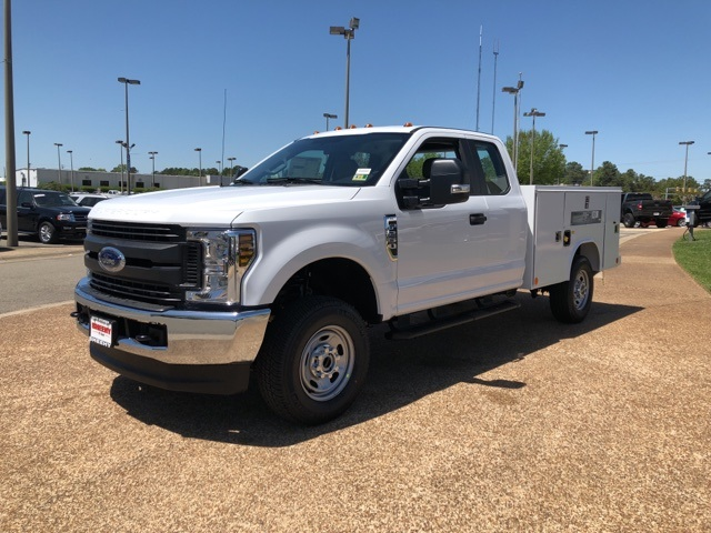 2018 F-250 Super Cab 4x4,  Reading Service Body #NEC27610 - photo 4