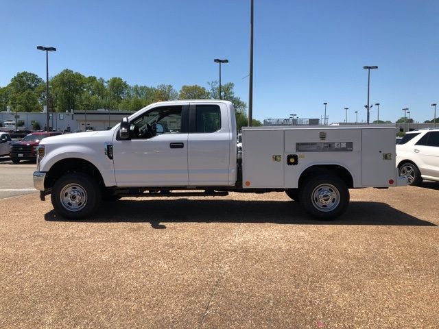 2018 F-250 Super Cab 4x4,  Reading Service Body #NEC27610 - photo 5