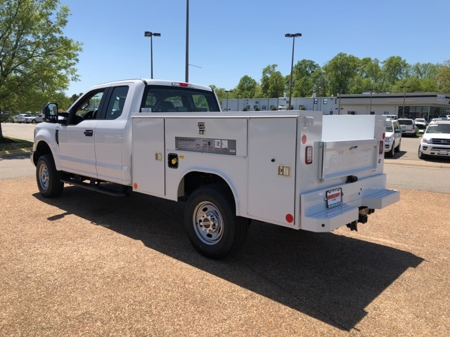 2018 F-250 Super Cab 4x4,  Reading Service Body #NEC27610 - photo 6