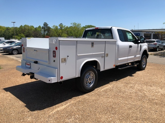 2018 F-250 Super Cab 4x4,  Reading Service Body #NEC27610 - photo 2