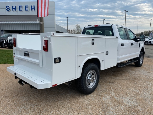 2020 F-350 Crew Cab 4x4, Knapheide Service Body #NEC55811 - photo 1