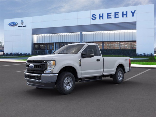 2020 Ford F-250 Regular Cab 4x4, Pickup #NT206327 - photo 3