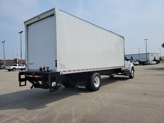 2022 Ford F-650 Regular Cab DRW 4x2, Morgan Dry Freight #NF00970 - photo 1
