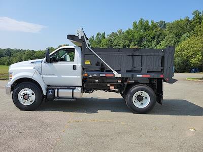 2022 F-750 Regular Cab DRW 4x2,  Godwin 300T Dump Body #NF01796 - photo 5