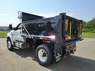 2022 F-750 Regular Cab DRW 4x2,  Godwin 300T Dump Body #NF01796 - photo 6