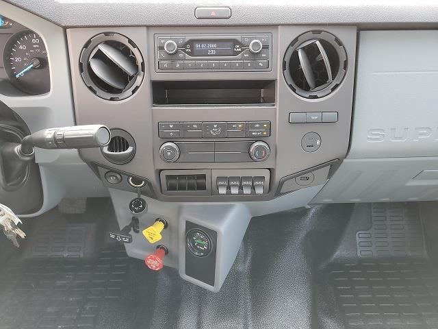 2022 F-750 Crew Cab DRW 4x2,  PJ's Truck Bodies Landscape Dump #NF02613 - photo 20