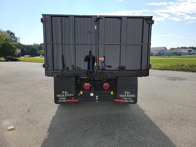 2022 F-750 Crew Cab DRW 4x2,  PJ's Truck Bodies Landscape Dump #NF02613 - photo 7