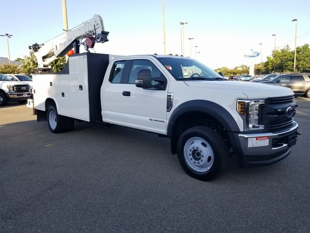 2019 F-550 Super Cab DRW 4x4,  Knapheide Mechanics Body #NF03593 - photo 1