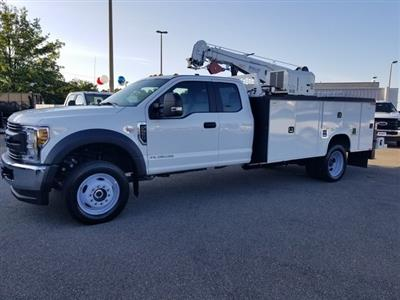 2019 F-550 Super Cab DRW 4x4,  Knapheide Crane Mechanics Body #NF03593 - photo 4