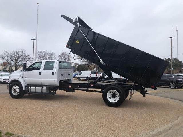 2019 F-650 Crew Cab DRW 4x2,  PJ's Landscape Dump #NF06228 - photo 11