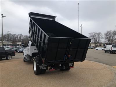 2019 F-650 Crew Cab DRW 4x2,  PJ's Landscape Dump #NF06228 - photo 12