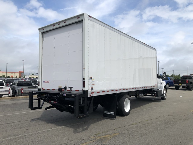 2019 F-650 Regular Cab DRW 4x2,  Morgan Dry Freight #NF09035 - photo 1