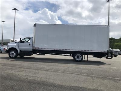 2019 F-650 Regular Cab DRW 4x2,  Morgan Gold Star Dry Freight #NF09035 - photo 5
