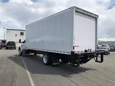 2019 F-650 Regular Cab DRW 4x2, Morgan Gold Star Dry Freight #NF09035 - photo 6