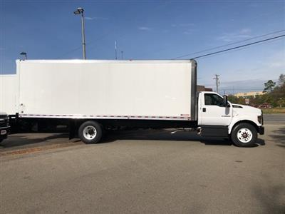 2019 F-750 Regular Cab DRW 4x2,  Morgan Gold Star Dry Freight #NF10503 - photo 3