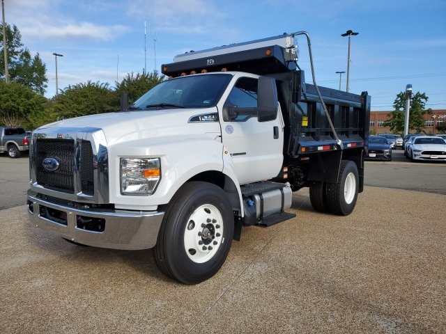 2019 F-650 Regular Cab DRW 4x2,  Godwin 300T Dump Body #NF10648 - photo 4