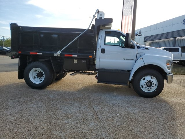 2019 F-650 Regular Cab DRW 4x2,  Godwin 300T Dump Body #NF10648 - photo 6