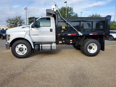 2019 F-650 Regular Cab DRW 4x2,  Godwin 300T Dump Body #NF10648 - photo 3