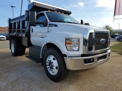 2019 F-650 Regular Cab DRW 4x2,  Godwin 300T Dump Body #NF10648 - photo 1