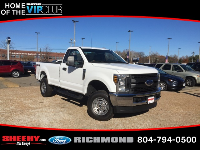 2019 F-250 Regular Cab 4x4, Pickup #NF11012 - photo 1