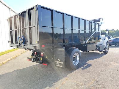 2019 F-750 Regular Cab DRW 4x2,  PJ's Truck Bodies Landscape Dump #NF12392 - photo 2