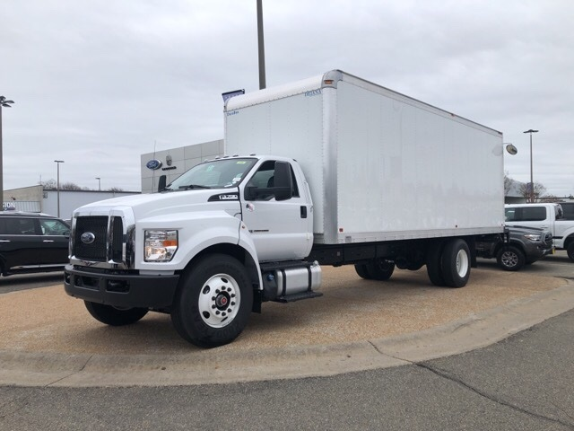 2019 Ford F-750 Regular Cab DRW 4x2, Dejana DuraBox Dry Freight #NF14174 - photo 4