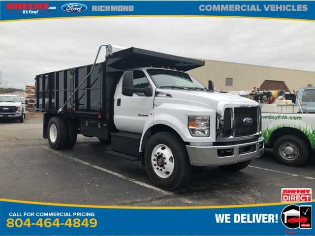 2019 F-650 Regular Cab DRW 4x2, PJ's Landscape Dump #NF15450 - photo 1