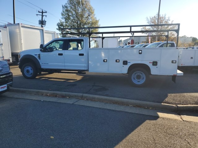 2019 Ford F-550 Crew Cab DRW 4x4, Knapheide Steel Service Body #NF24760 - photo 4