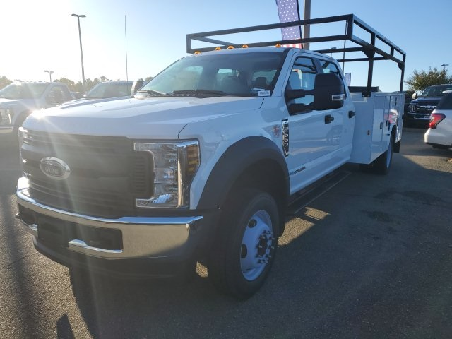 2019 F-550 Crew Cab DRW 4x4, Knapheide Service Body #NF24760 - photo 1