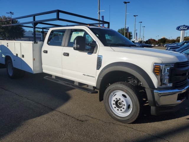 2019 Ford F-550 Crew Cab DRW 4x4, Knapheide Steel Service Body #NF24760 - photo 5