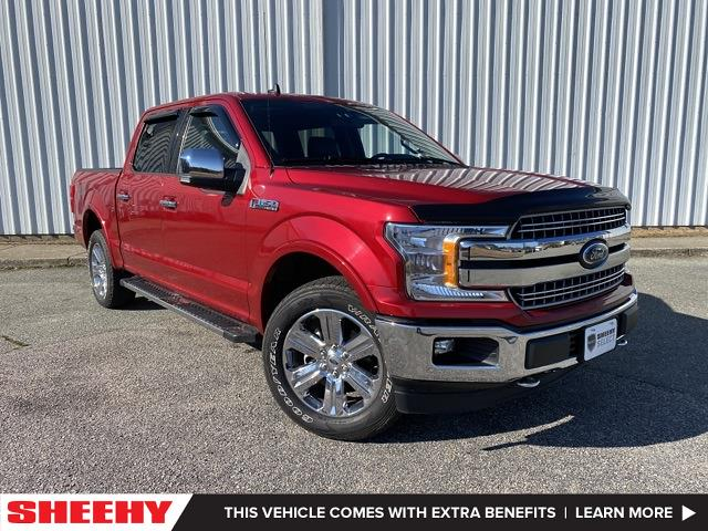 2020 Ford F-150 SuperCrew Cab 4x4, Pickup #NF24899 - photo 1