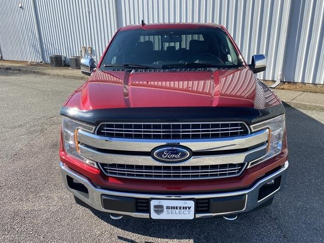 2020 Ford F-150 SuperCrew Cab 4x4, Pickup #NF24899 - photo 6