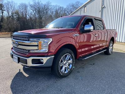 2020 Ford F-150 SuperCrew Cab 4x4, Pickup #NF24899 - photo 3