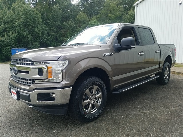 2020 Ford F-150 SuperCrew Cab 4x4, Pickup #NF24900 - photo 4