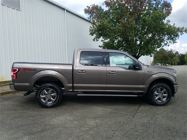 2020 Ford F-150 SuperCrew Cab 4x4, Pickup #NF24900 - photo 2