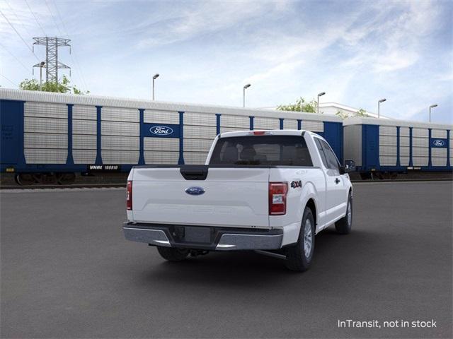 2020 Ford F-150 Super Cab 4x4, Pickup #NF24901 - photo 2