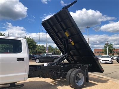 2019 F-550 Crew Cab DRW 4x4,  Monroe Work-A-Hauler II Platform Body #NF25315 - photo 17