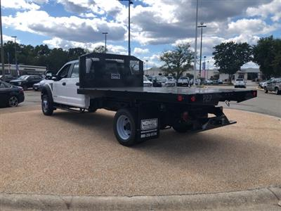 2019 F-550 Crew Cab DRW 4x4,  Monroe Work-A-Hauler II Platform Body #NF25315 - photo 6