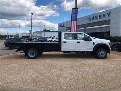 2019 F-550 Crew Cab DRW 4x4,  Monroe Work-A-Hauler II Platform Body #NF25315 - photo 8