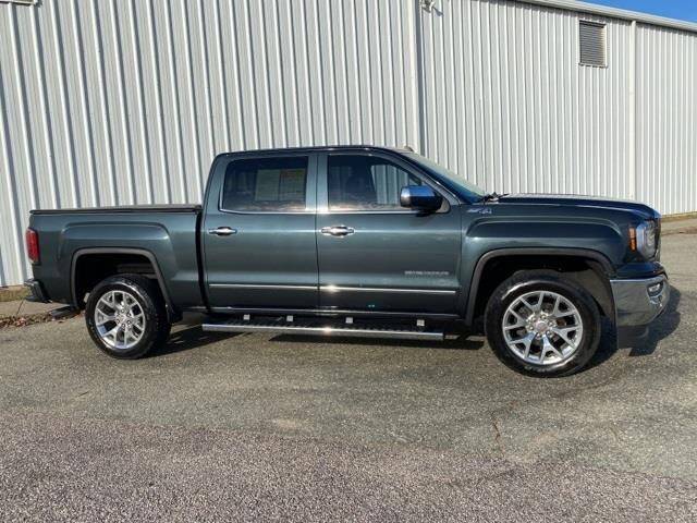 2018 GMC Sierra 1500 Crew Cab 4x4, Pickup #NF34183A - photo 5