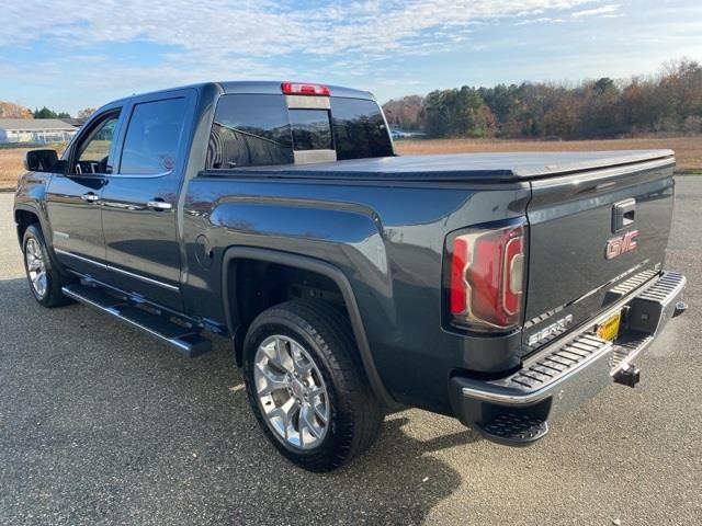 2018 GMC Sierra 1500 Crew Cab 4x4, Pickup #NF34183A - photo 9