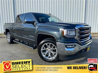 2018 GMC Sierra 1500 Crew Cab 4x4, Pickup #NF34183A - photo 1