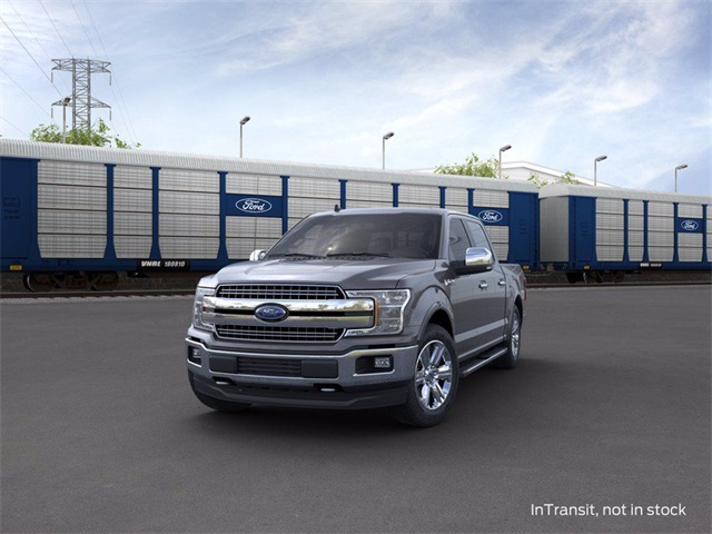 2020 Ford F-150 SuperCrew Cab 4x4, Pickup #NF34185 - photo 4