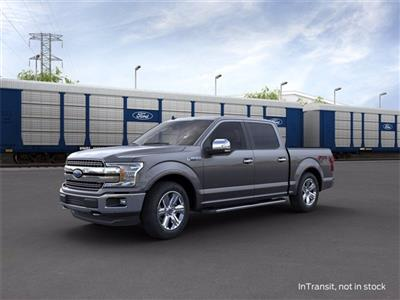 2020 Ford F-150 SuperCrew Cab 4x4, Pickup #NF34185 - photo 3