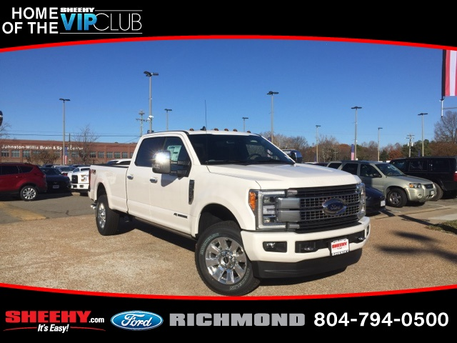 2019 F-350 Crew Cab 4x4, Pickup #NF37584 - photo 1